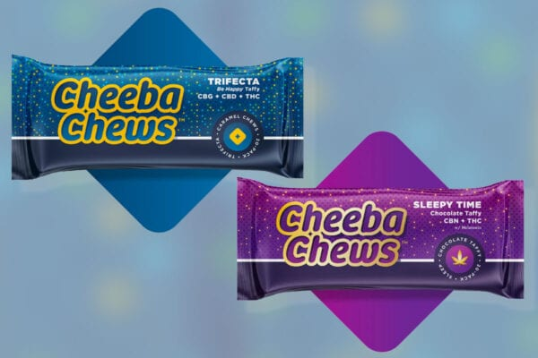 Cheeba Chews Trifecta and Sleepy Time THC-Infused Edibles Now Available at Maggie's Farm