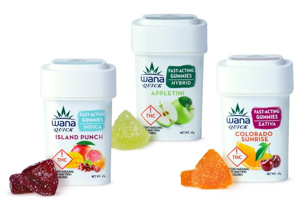 Wana Quick Fast-Acting 10mg Flavors Now Available!